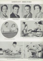 Page 15, 1956 Edition, Spring Branch High School - Bruin Yearbook (Houston, TX) online yearbook collection