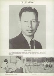 Page 8, 1956 Edition, Spring Branch High School - Bruin Yearbook (Houston, TX) online yearbook collection