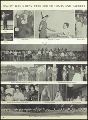 Page 10, 1957 Edition, Spring Branch High School - Bruin Yearbook (Houston, TX) online yearbook collection