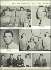 Page 12, 1957 Edition, Spring Branch High School - Bruin Yearbook (Houston, TX) online yearbook collection