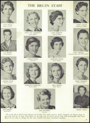 Page 7, 1957 Edition, Spring Branch High School - Bruin Yearbook (Houston, TX) online yearbook collection