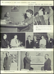 Page 9, 1957 Edition, Spring Branch High School - Bruin Yearbook (Houston, TX) online yearbook collection