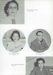 Page 17, 1958 Edition, Spring Branch High School - Bruin Yearbook (Houston, TX) online yearbook collection