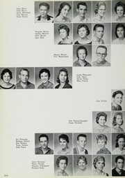 Page 218, 1960 Edition, Spring Branch High School - Bruin Yearbook (Houston, TX) online yearbook collection