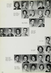 Page 222, 1960 Edition, Spring Branch High School - Bruin Yearbook (Houston, TX) online yearbook collection