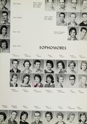 Page 229, 1960 Edition, Spring Branch High School - Bruin Yearbook (Houston, TX) online yearbook collection
