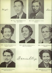 Page 10, 1954 Edition, Shamrock High School - Shamrock Yearbook (Shamrock, TX) online yearbook collection