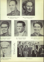 Page 11, 1954 Edition, Shamrock High School - Shamrock Yearbook (Shamrock, TX) online yearbook collection
