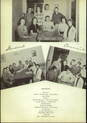 Page 14, 1954 Edition, Shamrock High School - Shamrock Yearbook (Shamrock, TX) online yearbook collection