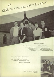 Page 16, 1954 Edition, Shamrock High School - Shamrock Yearbook (Shamrock, TX) online yearbook collection