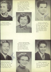Page 19, 1954 Edition, Shamrock High School - Shamrock Yearbook (Shamrock, TX) online yearbook collection