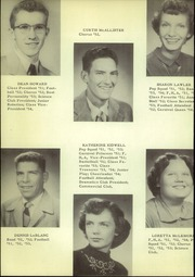 Page 22, 1954 Edition, Shamrock High School - Shamrock Yearbook (Shamrock, TX) online yearbook collection