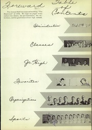 Page 7, 1954 Edition, Shamrock High School - Shamrock Yearbook (Shamrock, TX) online yearbook collection