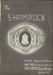 Page 5, 1957 Edition, Shamrock High School - Shamrock Yearbook (Shamrock, TX) online yearbook collection