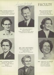 Page 9, 1957 Edition, Shamrock High School - Shamrock Yearbook (Shamrock, TX) online yearbook collection