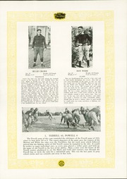 Page 85, 1921 Edition, St Marks School of Texas - Marksmen Yearbook (Dallas, TX) online yearbook collection