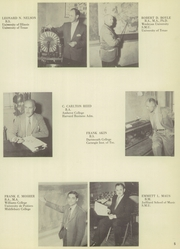 Page 11, 1951 Edition, St Marks School of Texas - Marksmen Yearbook (Dallas, TX) online yearbook collection
