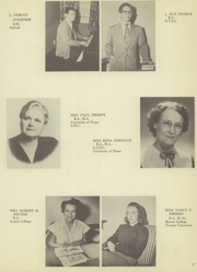 Page 13, 1951 Edition, St Marks School of Texas - Marksmen Yearbook (Dallas, TX) online yearbook collection