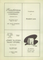 Page 84, 1951 Edition, St Marks School of Texas - Marksmen Yearbook (Dallas, TX) online yearbook collection