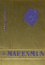St Marks School of Texas - Marksmen Yearbook (Dallas, TX) online yearbook collection, 1953 Edition, Page 1