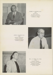 Page 12, 1956 Edition, St Marks School of Texas - Marksmen Yearbook (Dallas, TX) online yearbook collection