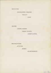 Page 7, 1956 Edition, St Marks School of Texas - Marksmen Yearbook (Dallas, TX) online yearbook collection