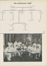 Page 73, 1956 Edition, St Marks School of Texas - Marksmen Yearbook (Dallas, TX) online yearbook collection