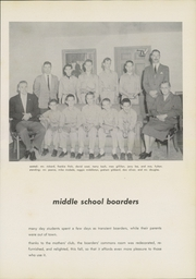 Page 85, 1956 Edition, St Marks School of Texas - Marksmen Yearbook (Dallas, TX) online yearbook collection