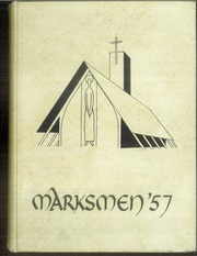 St Marks School of Texas - Marksmen Yearbook (Dallas, TX) online yearbook collection, 1957 Edition, Page 1