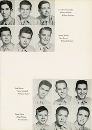 Page 89, 1957 Edition, St Marks School of Texas - Marksmen Yearbook (Dallas, TX) online yearbook collection