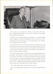 Page 10, 1958 Edition, St Marks School of Texas - Marksmen Yearbook (Dallas, TX) online yearbook collection