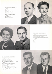Page 15, 1958 Edition, St Marks School of Texas - Marksmen Yearbook (Dallas, TX) online yearbook collection