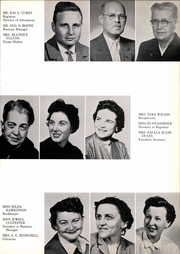 Page 17, 1958 Edition, St Marks School of Texas - Marksmen Yearbook (Dallas, TX) online yearbook collection