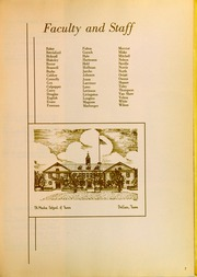 Page 11, 1960 Edition, St Marks School of Texas - Marksmen Yearbook (Dallas, TX) online yearbook collection