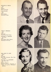 Page 15, 1960 Edition, St Marks School of Texas - Marksmen Yearbook (Dallas, TX) online yearbook collection