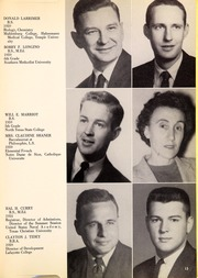 Page 17, 1960 Edition, St Marks School of Texas - Marksmen Yearbook (Dallas, TX) online yearbook collection