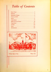 Page 7, 1960 Edition, St Marks School of Texas - Marksmen Yearbook (Dallas, TX) online yearbook collection