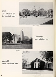 Page 10, 1963 Edition, St Marks School of Texas - Marksmen Yearbook (Dallas, TX) online yearbook collection
