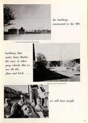 Page 11, 1963 Edition, St Marks School of Texas - Marksmen Yearbook (Dallas, TX) online yearbook collection