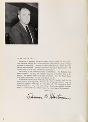 Page 12, 1963 Edition, St Marks School of Texas - Marksmen Yearbook (Dallas, TX) online yearbook collection