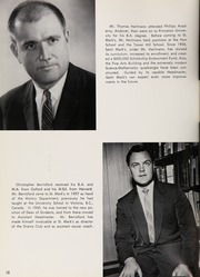 Page 16, 1963 Edition, St Marks School of Texas - Marksmen Yearbook (Dallas, TX) online yearbook collection