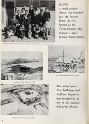 Page 8, 1963 Edition, St Marks School of Texas - Marksmen Yearbook (Dallas, TX) online yearbook collection