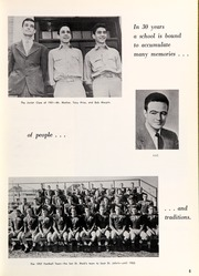 Page 9, 1963 Edition, St Marks School of Texas - Marksmen Yearbook (Dallas, TX) online yearbook collection