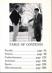 Page 11, 1966 Edition, St Marks School of Texas - Marksmen Yearbook (Dallas, TX) online yearbook collection