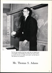Page 9, 1966 Edition, St Marks School of Texas - Marksmen Yearbook (Dallas, TX) online yearbook collection