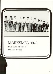 Page 5, 1978 Edition, St Marks School of Texas - Marksmen Yearbook (Dallas, TX) online yearbook collection