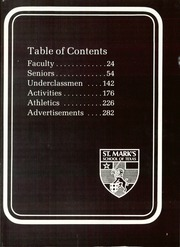 Page 7, 1978 Edition, St Marks School of Texas - Marksmen Yearbook (Dallas, TX) online yearbook collection