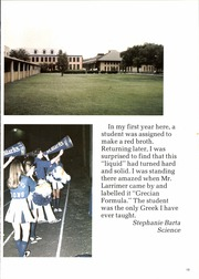 Page 17, 1979 Edition, St Marks School of Texas - Marksmen Yearbook (Dallas, TX) online yearbook collection