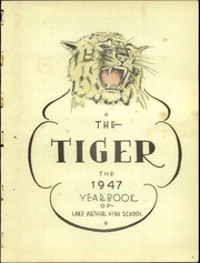 Page 7, 1947 Edition, Lake Arthur High School - Tiger Yearbook (Houston, TX) online yearbook collection