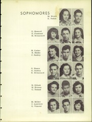 Lake Arthur High School - Tiger Yearbook (Houston, TX) online yearbook collection, 1949 Edition, Page 39